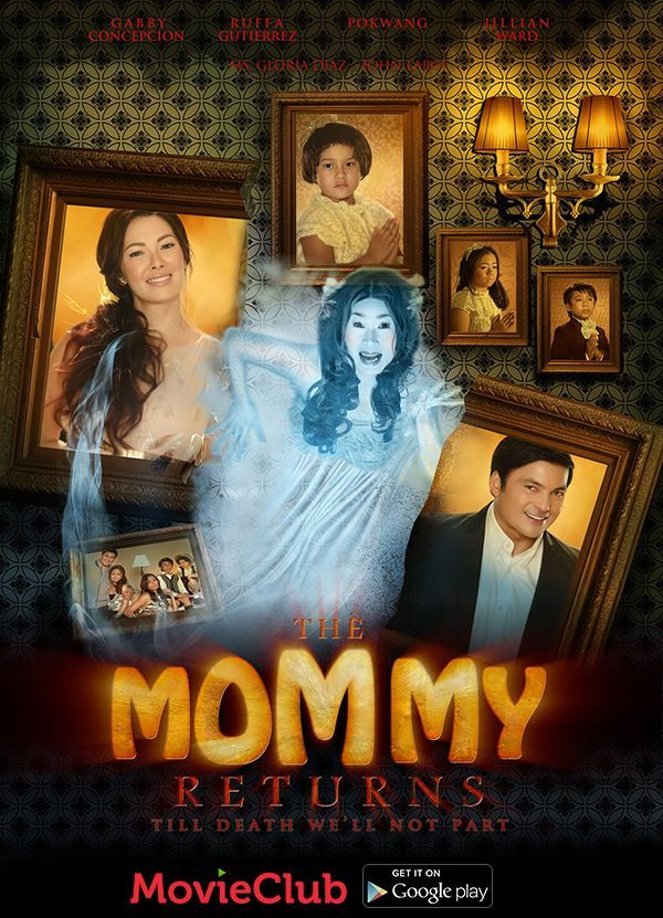 The Mommy Returns tells the story of a mother, Ruby