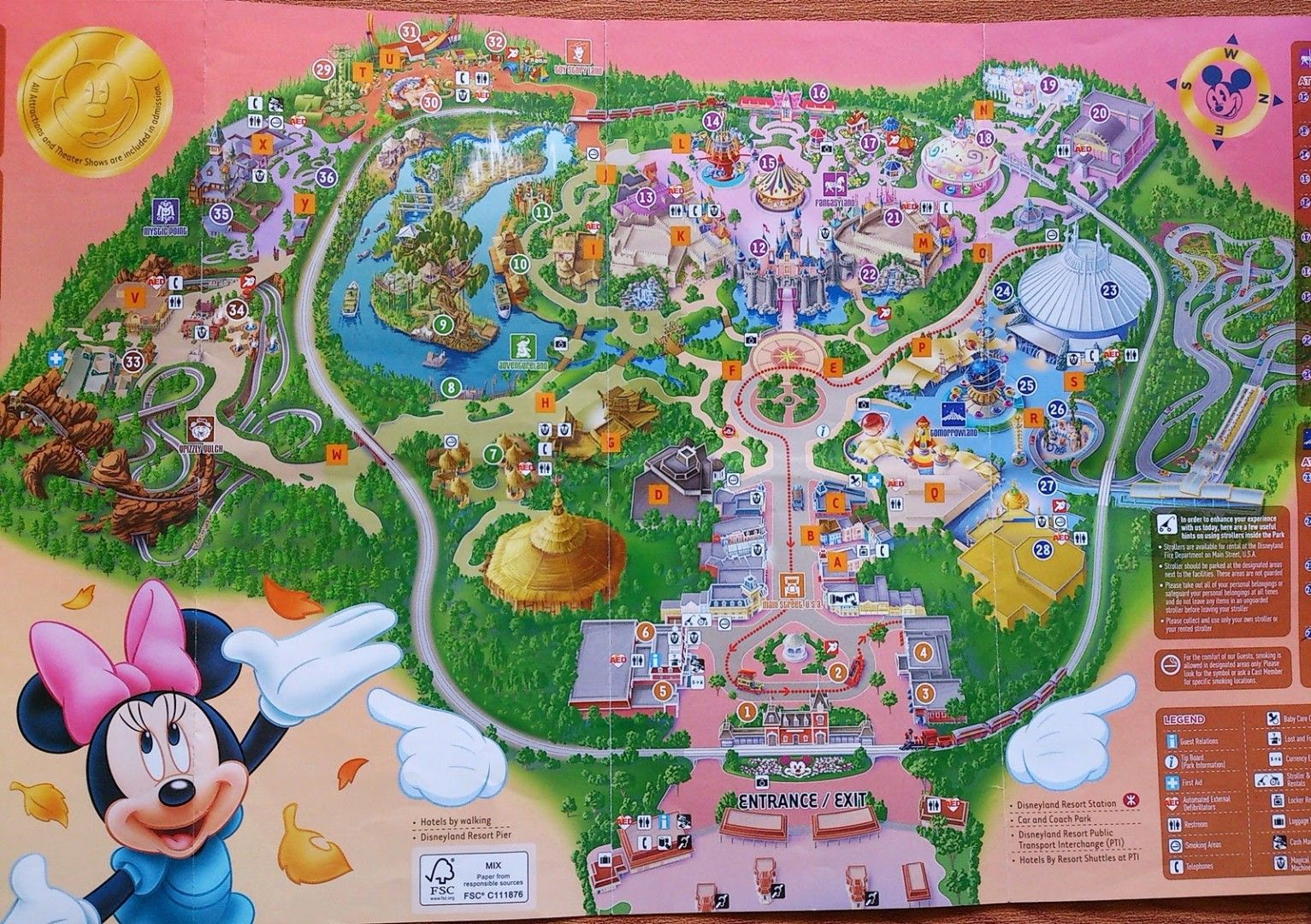 Map Usa Game%0A Enter a magical kingdom inspired by fairytale dreams and explore   lands   Adventureland