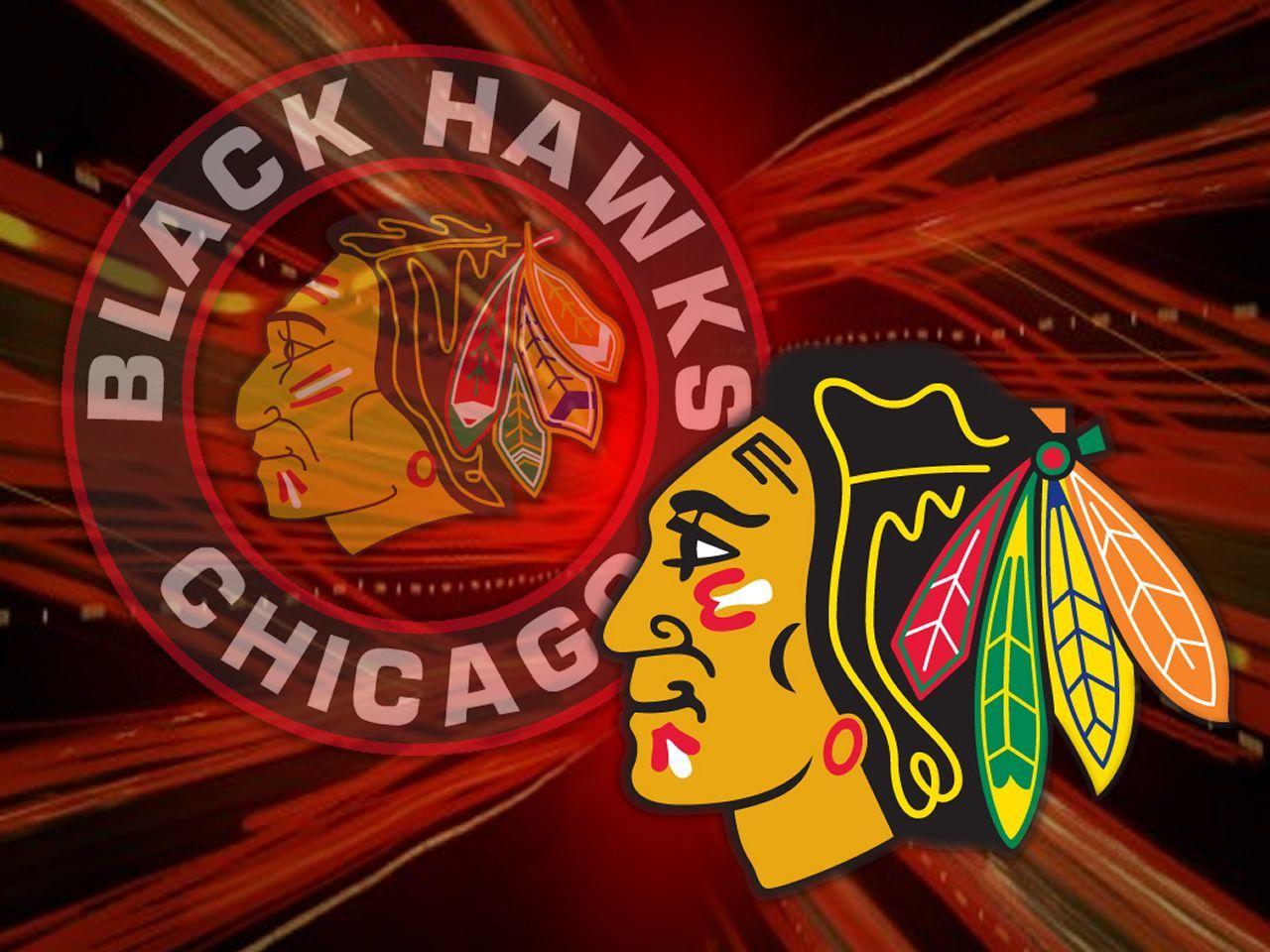 Hawks Chicago Blackhawks Logo Chicago Blackhawks Wallpaper Chicago Blackhawks