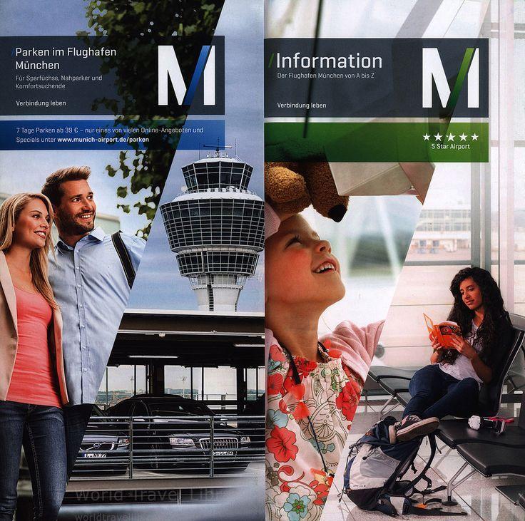 Munich Airport Information Der Flughafen München von AZ