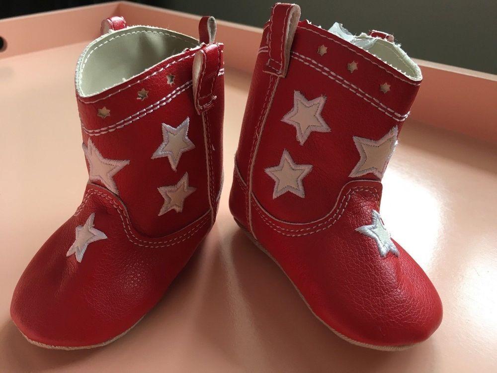 Old Navy Red \u0026 White Stars Infant Girl