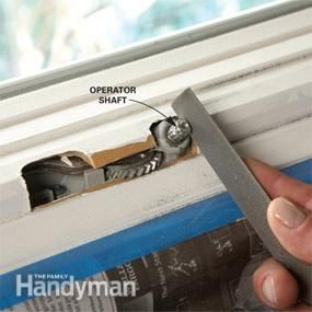 How to Repair Old Windows | Window repair, Old windows, Home ... Mobile Home Window Crank For Bathroom on