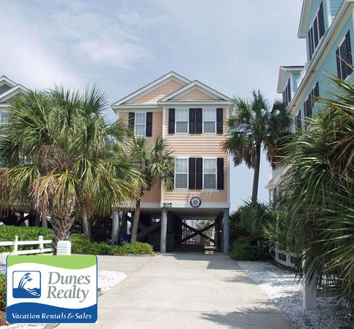 New Luxury Ocean And Marsh Views 7br 6 5ba 2nd Row House Pvt Pool