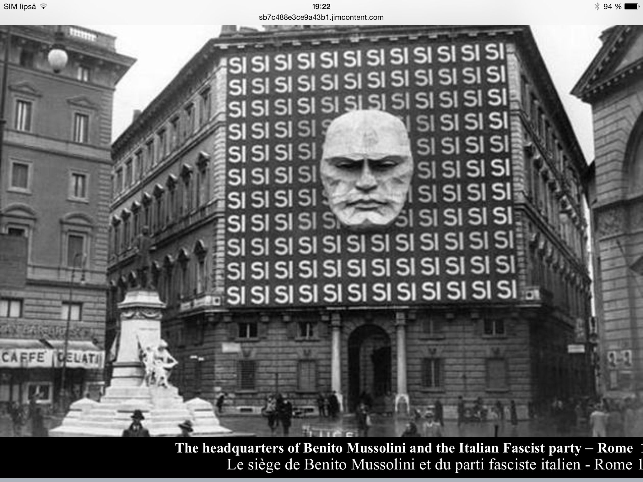 Pin By Oma Nella On History Rare Historical Photos History Fascist