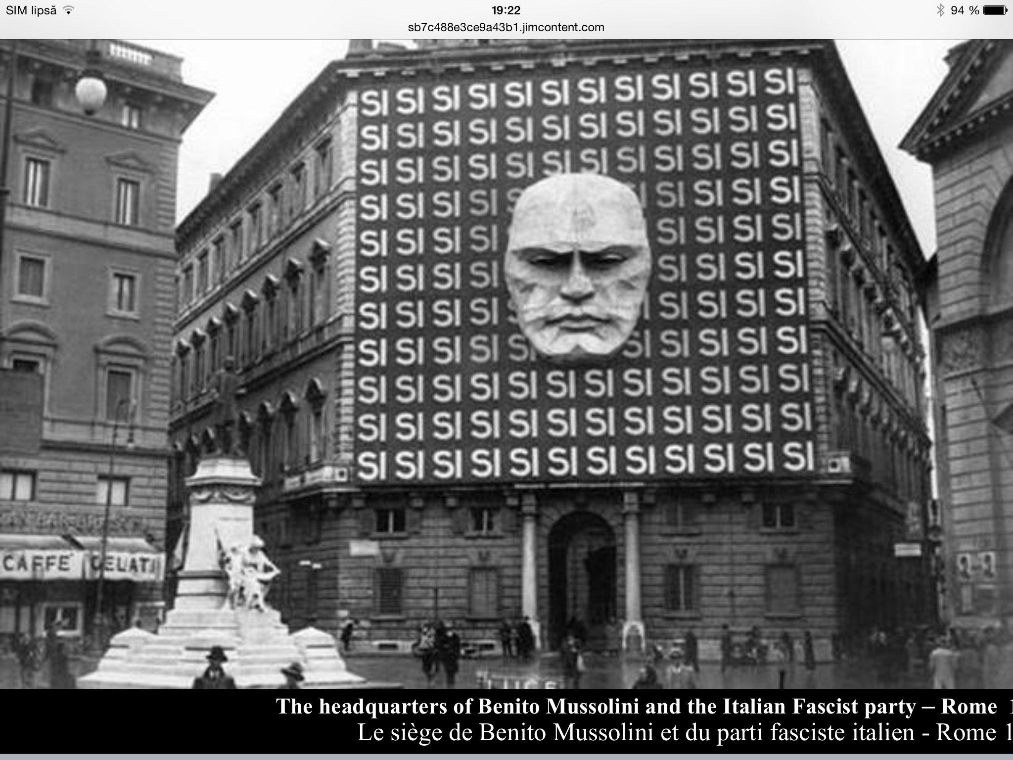 Pin By Oma Nella On History Rare Historical Photos History Fascist