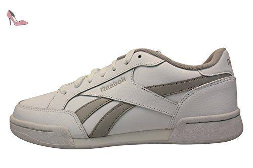 Royal Glide Rplclp, Chaussures de Gymnastique Homme, Blanc (White/Collegiate Navy White/Collegiate Navy), 40 EUReebok