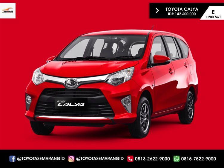 Pin Di Daftar Harga Mobil Toyota Semarang 2018
