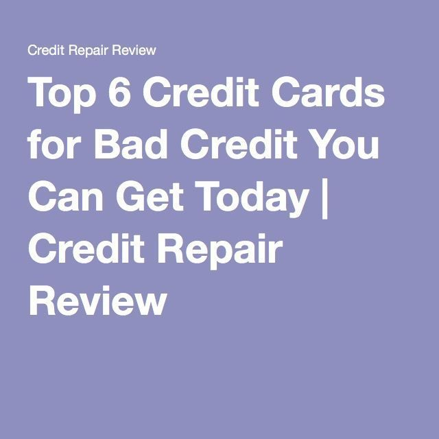 How Bad Credit Credit Cards Can Help