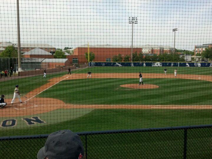 Bud Metheny Baseball Complex Em Norfolk Va Baseball Complex College Baseball