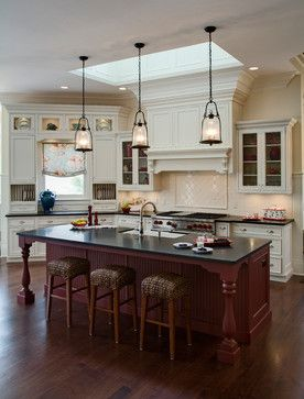 Ordinaire Elegant Lakeside Kitchen   Traditional   Kitchen   Chicago   Drury Design