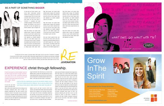Look Beyond: Create a Magazine Design from a Newsletter or Brochure Template