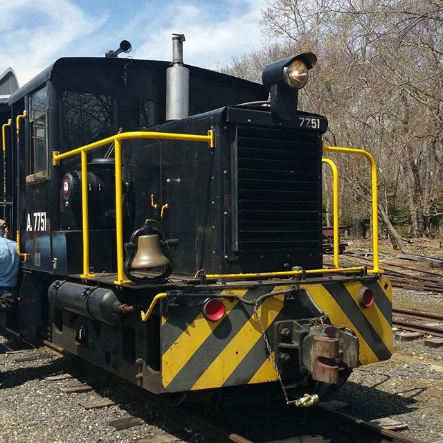 Great looking desiel engine of Pinecreek Railroad -Old picture by eaganracing57