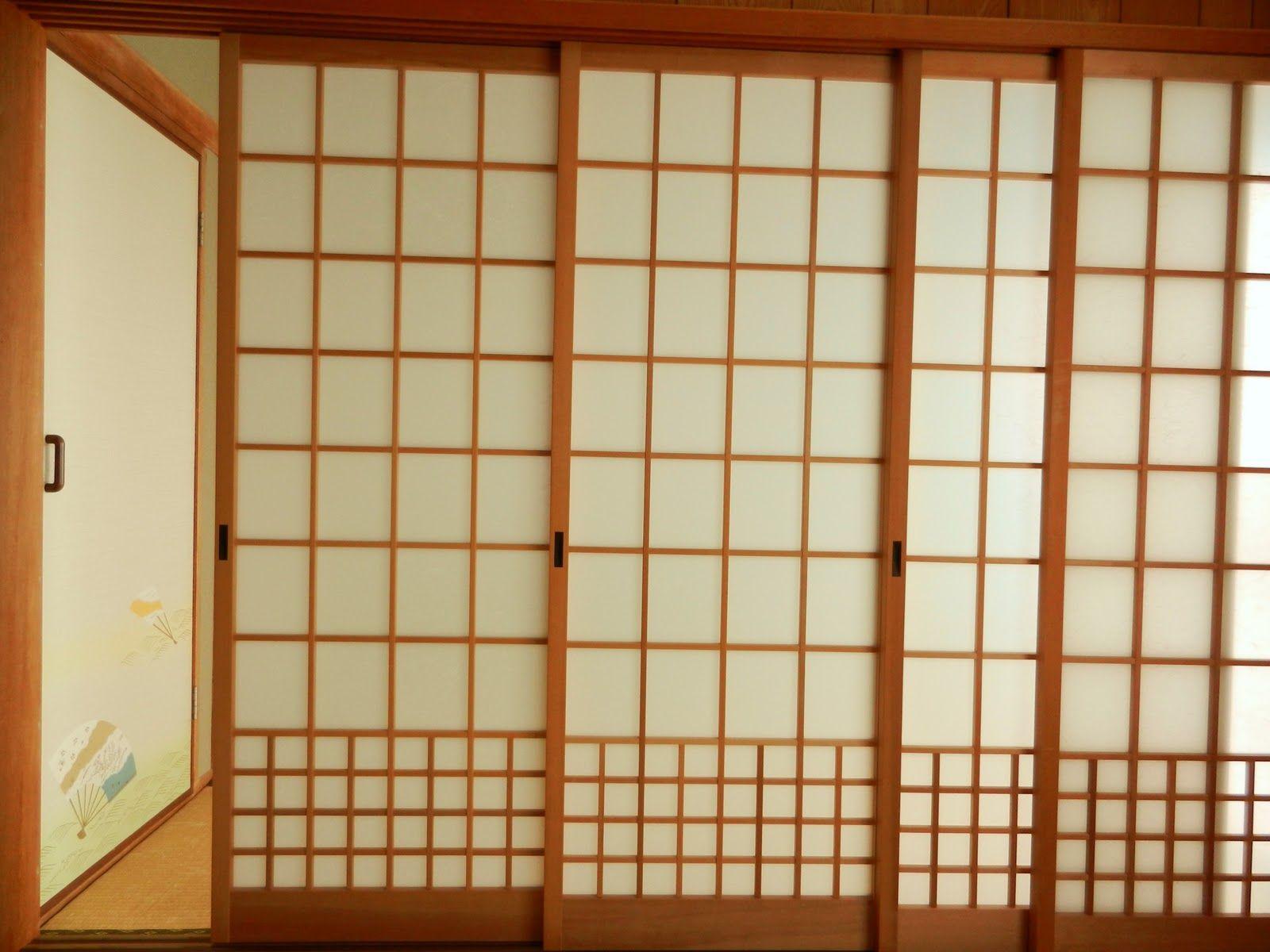 japanese sliding doors - Google Search & japanese sliding doors - Google Search | School | Blocks ...