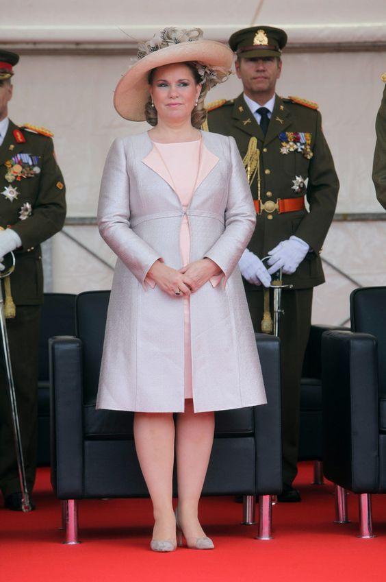 Grand Duchess Maria Teresa Of Luxembourg Photos Photos
