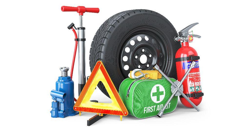 Elementos De Seguridad Que Por Ley Debes Tener En Tu Auto Dercocenter Implementos De Seguridad Triangulo De Seguridad Seguridad
