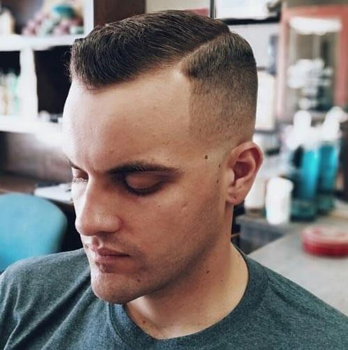Pin On Crew Cut Fade Haircut
