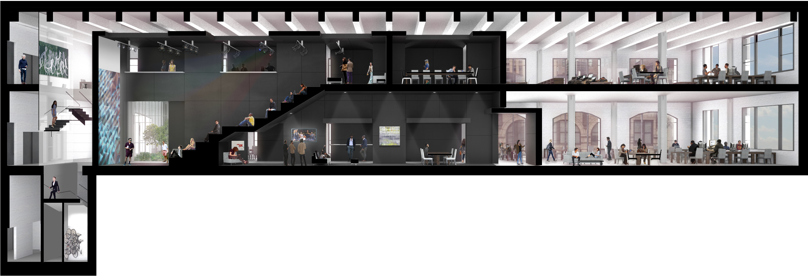 Inside The Design Of The New Gawker Media And Gizmodo Offices