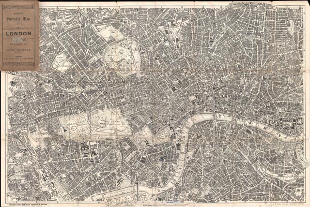 Plano de Londres en formato dwg    AutoCAD - new world map cad free