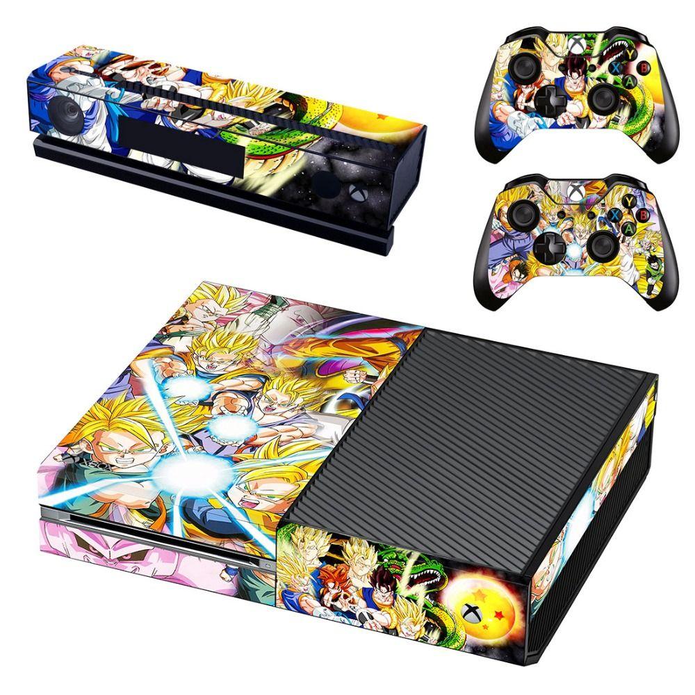 Dragon Ball Z Skins For Xbox One Xbox One Skin Xbox One Console Goku Skin