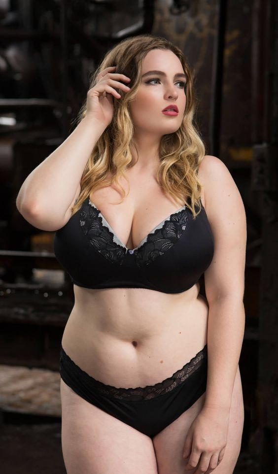 fbf575a6fdf Plus size lingerie beauty