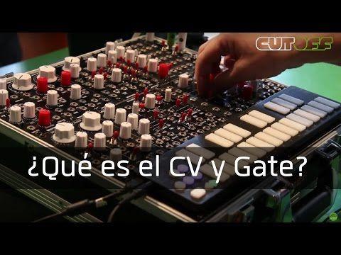 ¿Qué es el CV y Gate? - YouTube