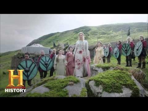 Vikings Season 4: Official #SDCC Trailer (Comic-Con 2015)