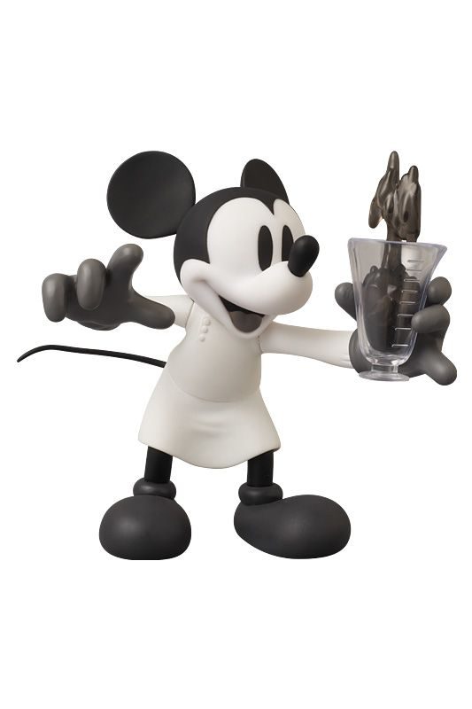 Vcd Mickey Mouse(the Worm Turnsより)b W Ver 【disneyzone