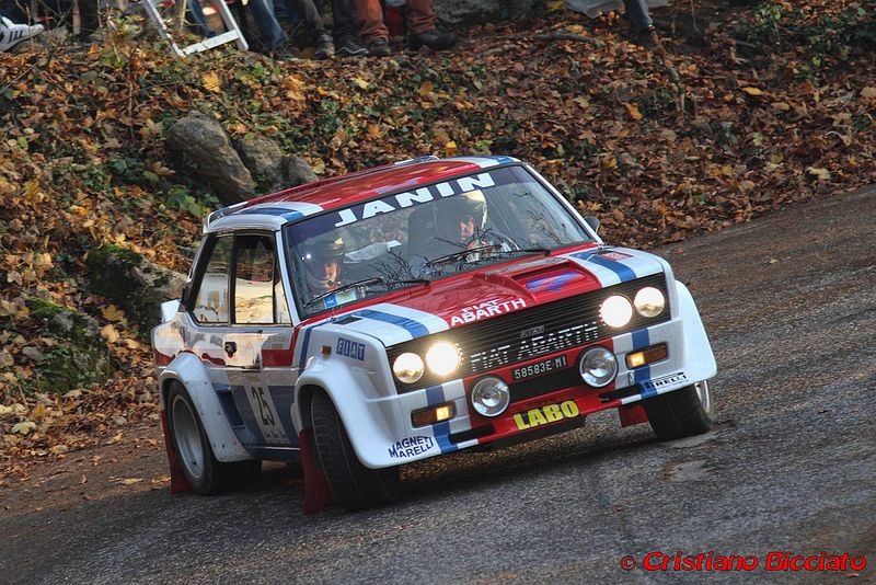 Fiat 131 Abarth With Images Rally Car Fiat Rally Racing