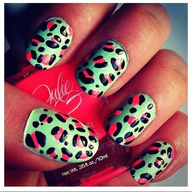 so cuuuute!!!!! Nails