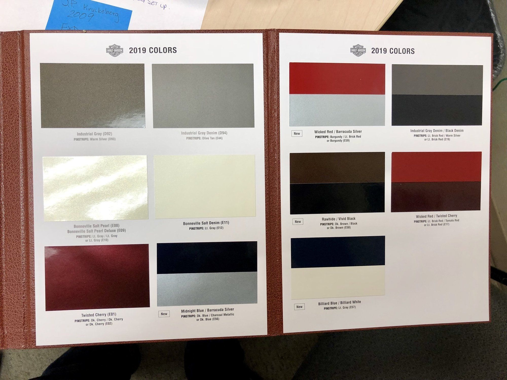 2020 Harley Color Chart.2019 Harley Davidson Color Chart Price And Review From I