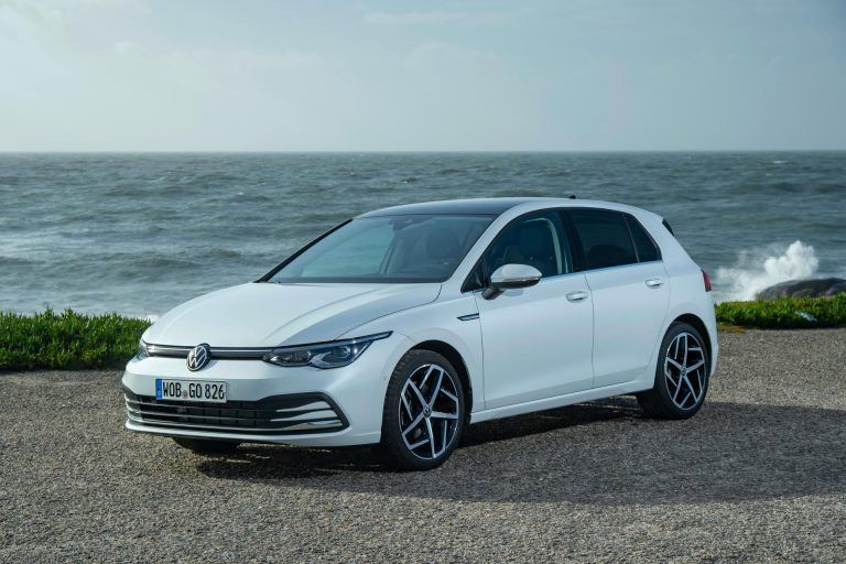 2020 Vw Golf Photographed In Great Detail At Media Launch In Portugal Carscoops Volkswagen Golf Volkswagen Vw Golf