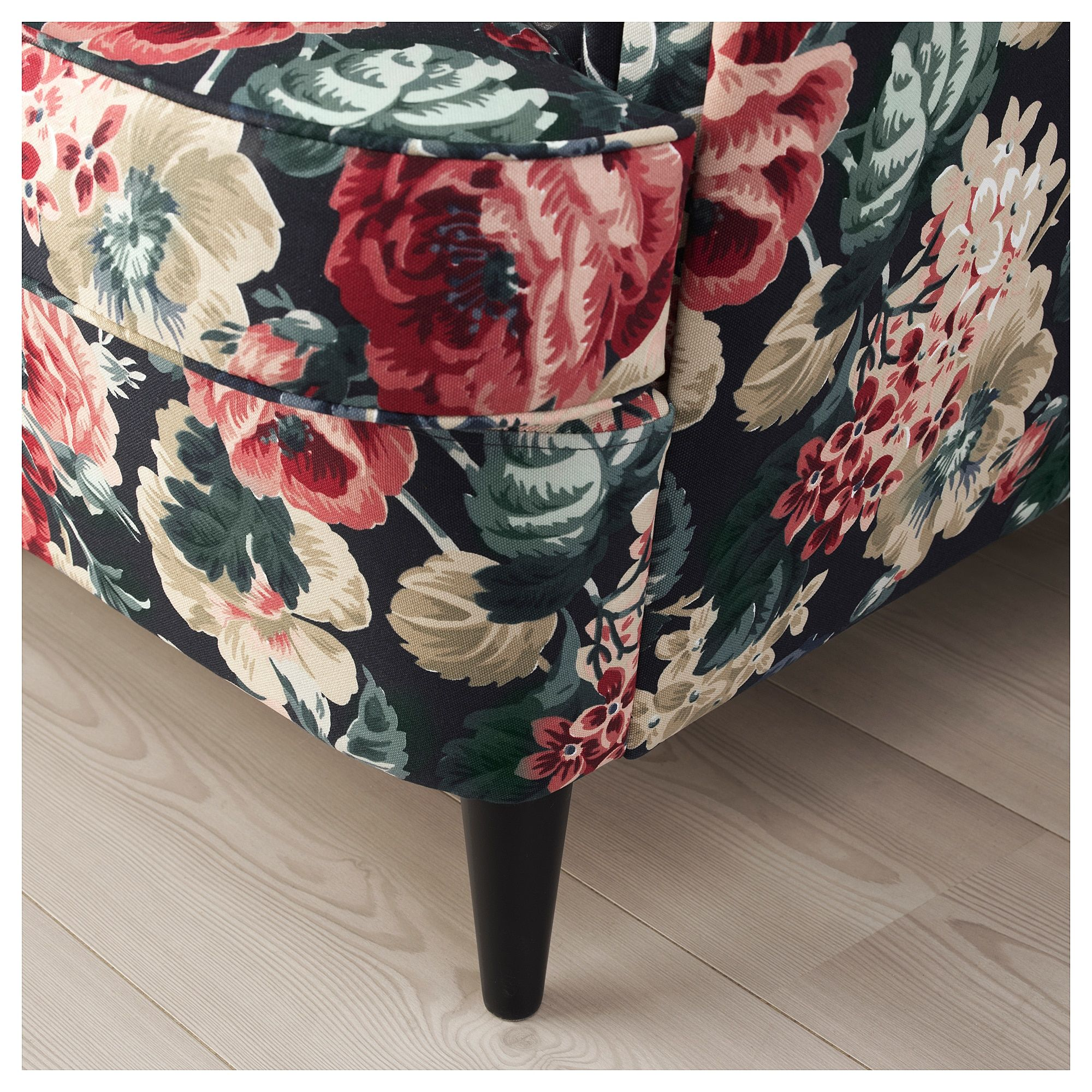 Ikea Strandmon Wing Chair Lingbo Multicolor In 2019 Products