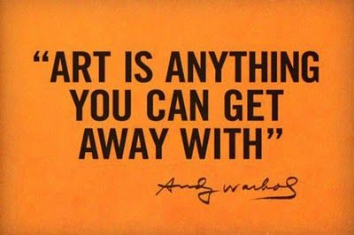 Andy Warhol Quotes Simple Andy Warhol #art #quote  To Be  Or Not To Be  An Artist . Inspiration