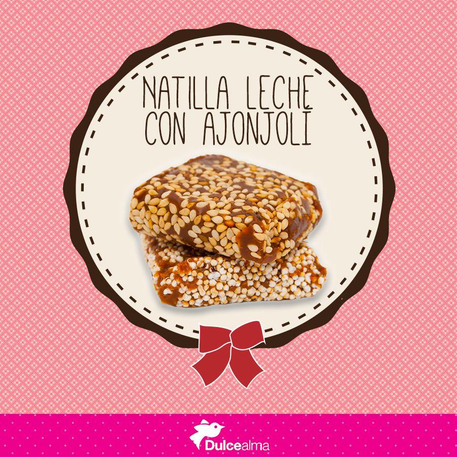 Desde Querétaro tenemos para ti una rica natilla de leche con ajonjolí, un sabor que te conquistará. #EndulzaTuDía