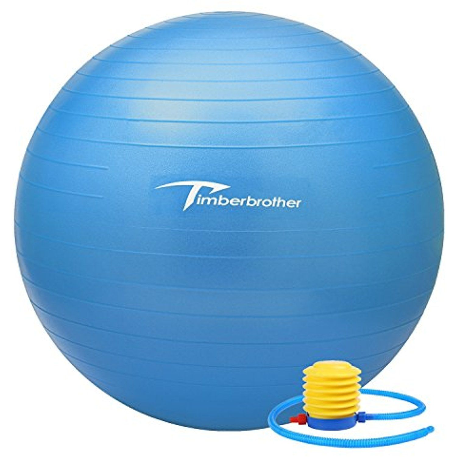 Timberbrother AntiBurst Exercise Stability Ball / Fitness