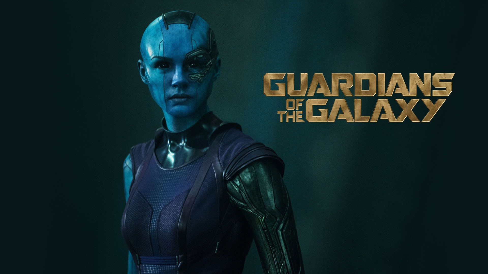 marvel nebula | Guardians of the Galaxy Nebula Karen ...