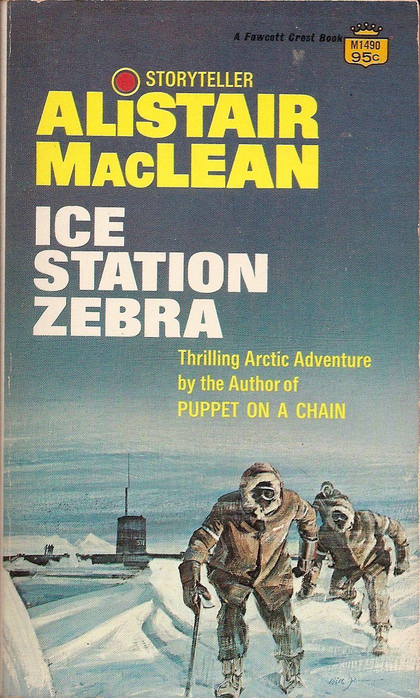 alistair maclean ice station zebra