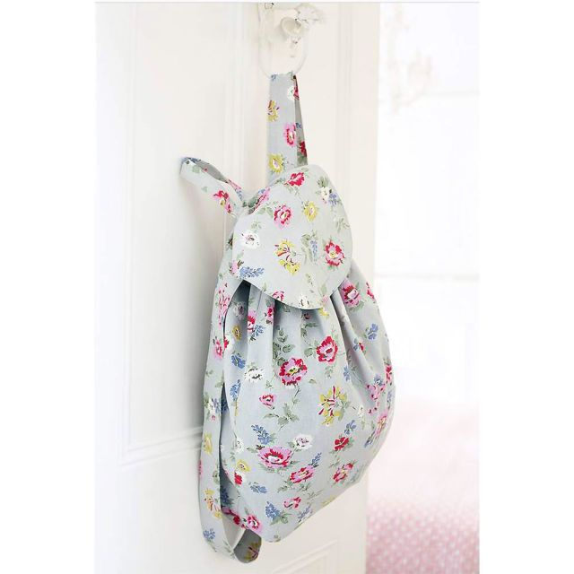 Simple To Sew: Try This Backpack Sewing Pattern | kostenlose Muster ...