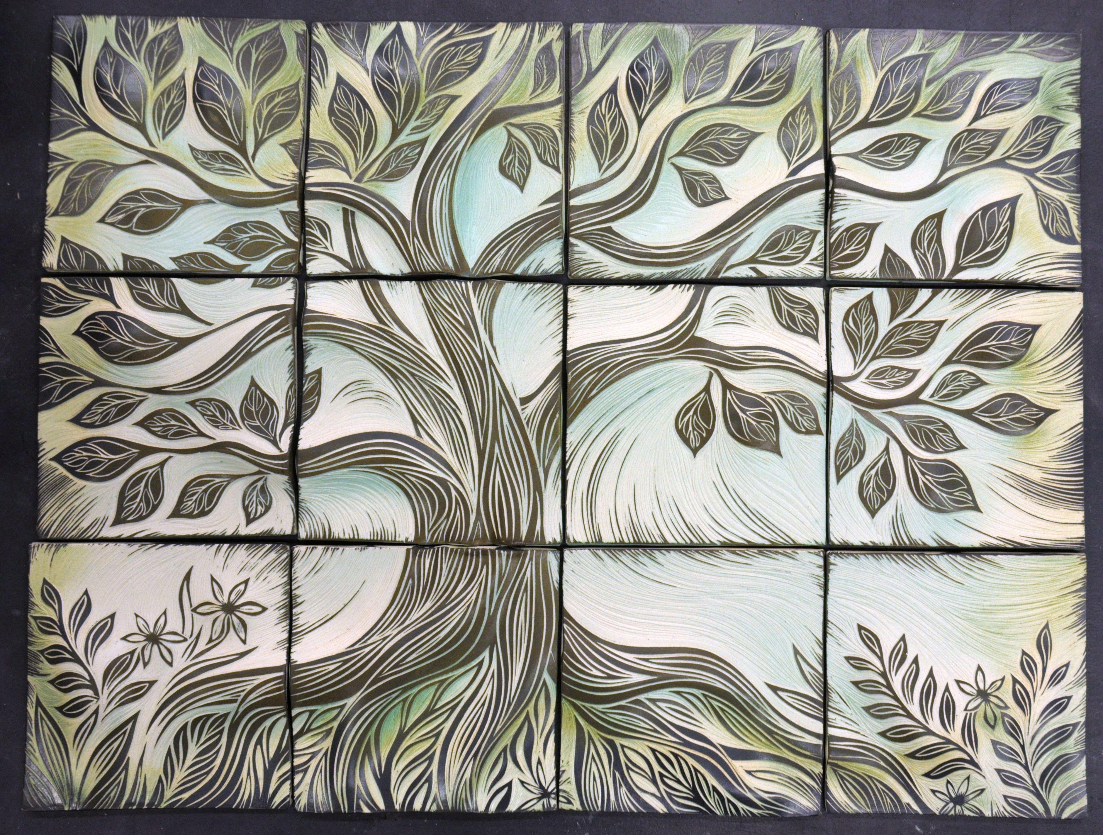 Handmade Wall Tile