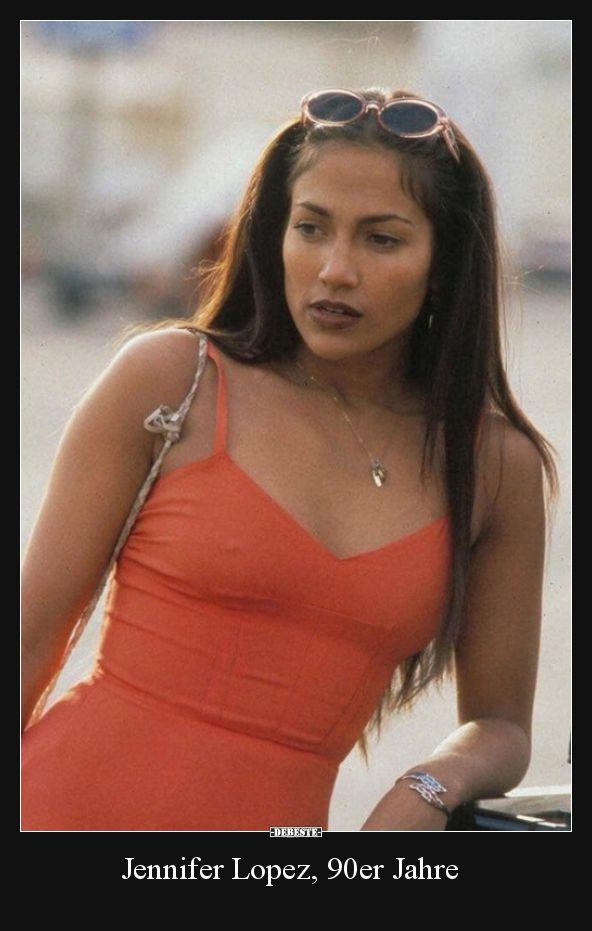 Photo of Jennifer Lopez, 90s ..