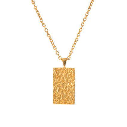 Ingot Necklace