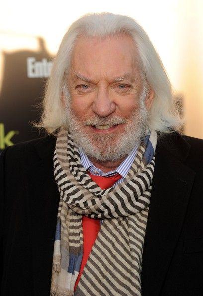 Born: Donald McNichol Sutherland, July 17/35 (age 77 ...