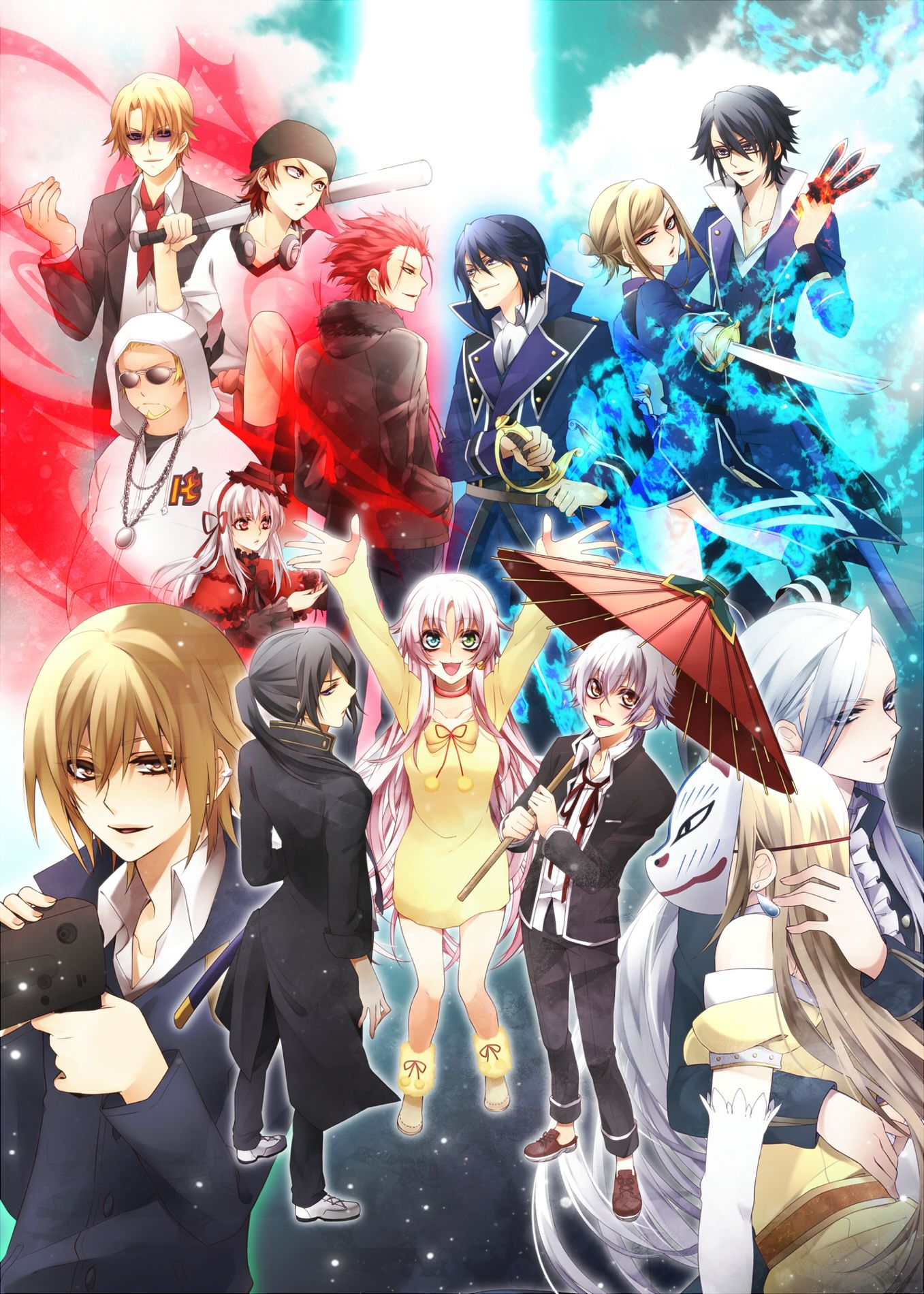 K Project/1405207 Zerochan K project, Projects, Anime