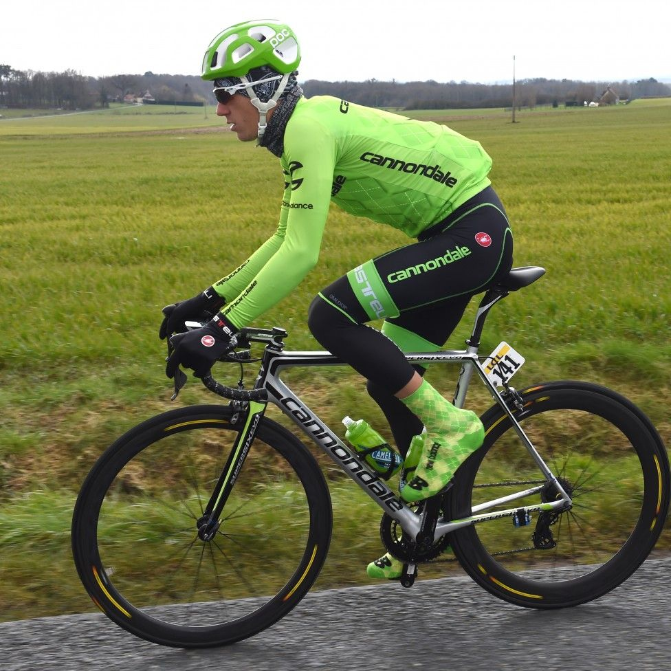 Cannondale Pro Cycling Team » Paris-Nice stage 2