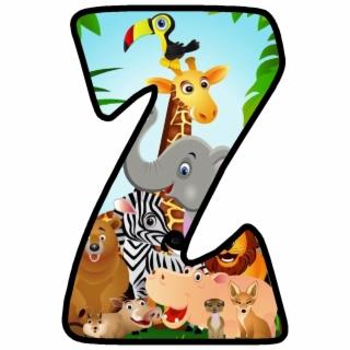Jungle Png Jungle Safari Png Picture Safari Animals Letter R 1312950 Vippng Animais De Aquarela Caixas Personalizadas Animais De Feltro