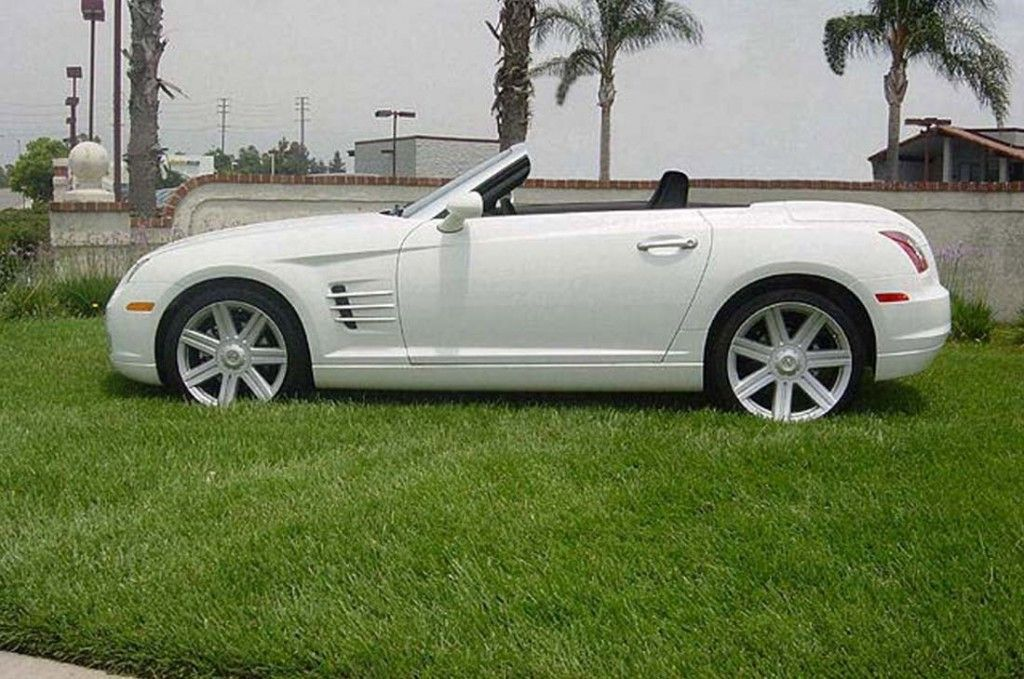 Chrysler Crossfire Hardtop Convertible By Newport Convertible Engineering