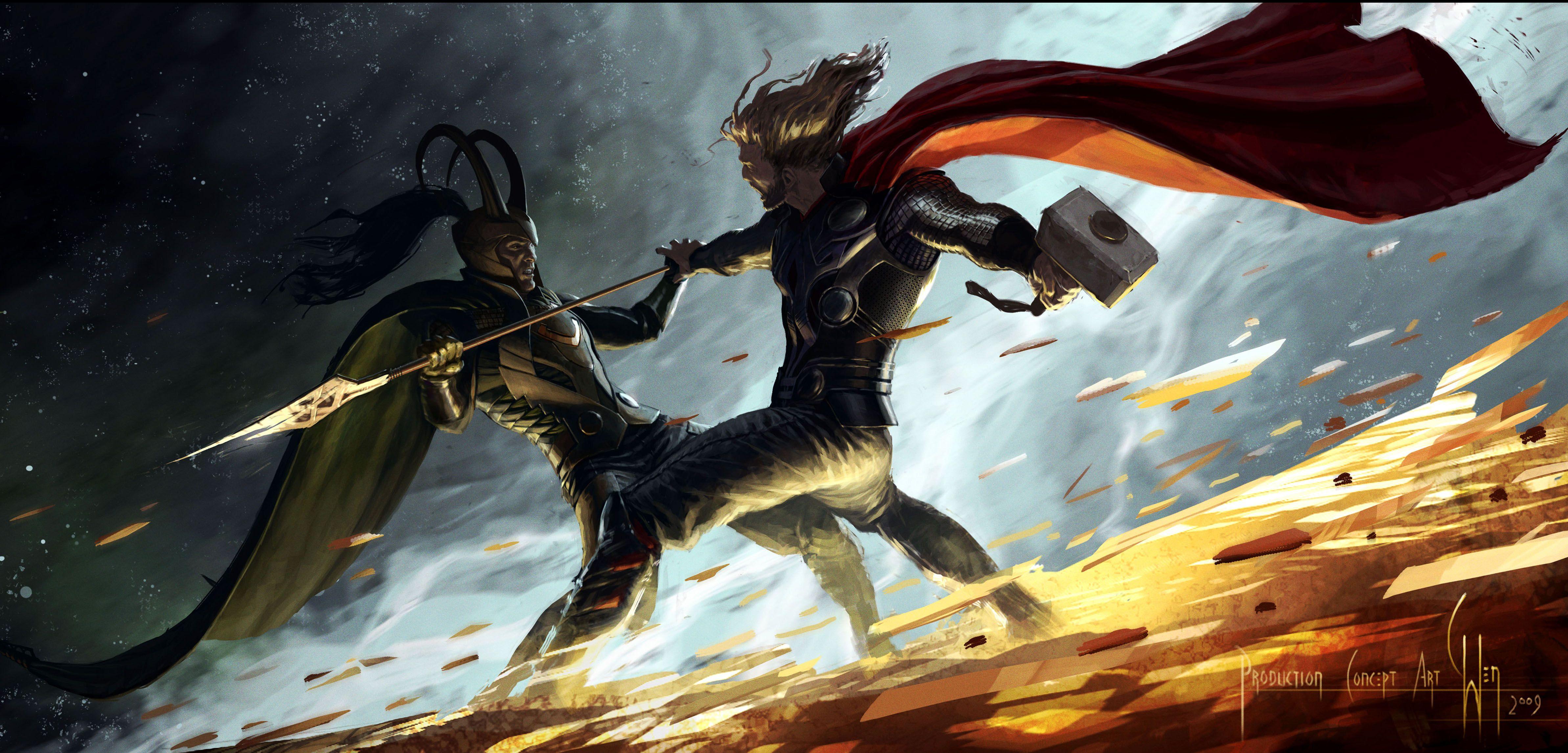 MCU's Best Siblings: 4 Reasons Why Thor & Loki Are MCU's Best Siblings