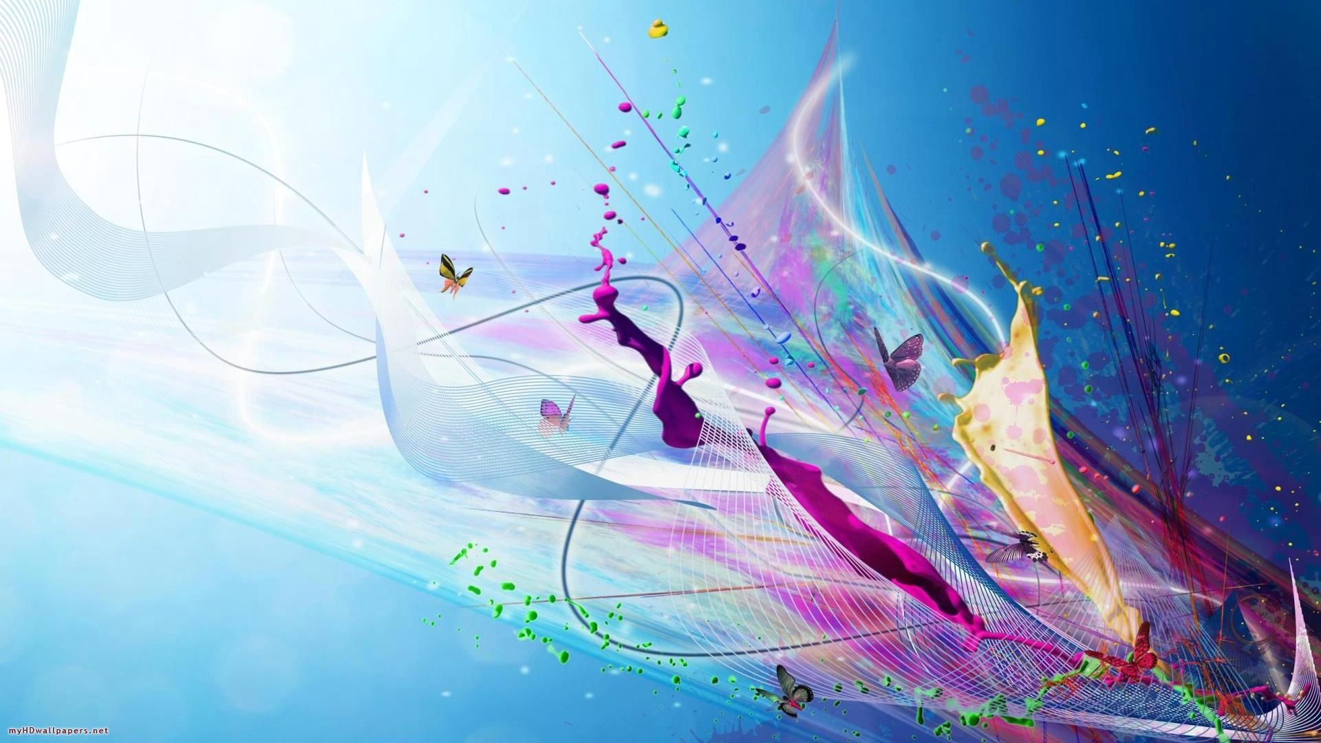 Download Free Wallpapers Backgrounds Colorful Abstract