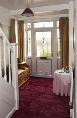1000+ images about Front Door Curtains on Pinterest   Window ...