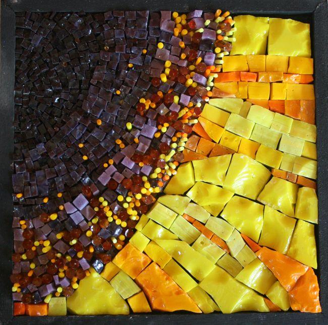 smalti mosaic artists | Mosaics | Pam Stratton Mosaic Artist